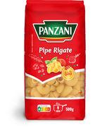 PANZANI PIPE RIGATE 500GR (OV 12)