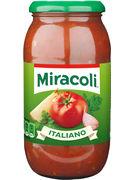 MIRACOLI SAUCE ITALIANO 500GR (OV 6)