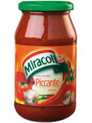 MIRACOLI SAUCE PICCANTE 500GR (OV 6)