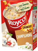RMS CP CRUNCHY CHAMPIGNONS 3S
