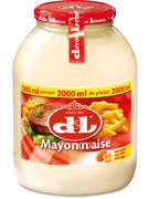D+L MAYONNAISE VERRE 2L (OV 4)
