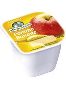 BERGER DES FRUITS COMPOTE POMME/BANANE 100GR
