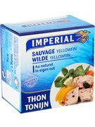 THON YELLOWFIN AU NATUREL 100GR (OV 24)