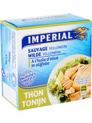 IMPERIAL THON HUILE OLIVE YELLOW FIN 100GR   (OV 24)
