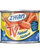 ZWAN SAUCISSES TV 230GR  (OV 24)