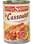 WS CASSOULET EXTRA 420GR - 1/2 (OV 12)