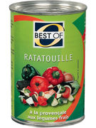 BEST OF RATATOUILLE 1/2 - 375GRS   (OV 12)