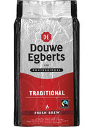 D-E FRESH BREW TRADITIONAL FAIRTRADE 1KG