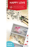 TIMBRES THEMATIQUES HAPPY LOVE NATIONAL 10P 0,94€
