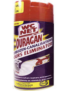 WC NET MOUSSE NETTOYANTE CAN.300ML(OV12)