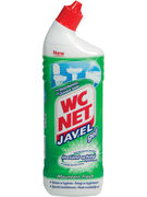 WC NET GEL JAVEL MOUNTAIN FRESH 750ML   (OV 12)