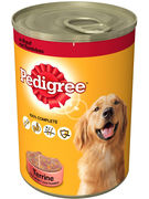 PEDIGREE PAL BOEUF 400GR (OV 24)