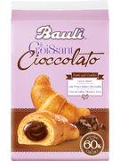 BAULI CROISSANT FOURRE CHOCOLAT 6P 300GR