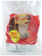 METROPOLE CAFE CREMA PADS REGULAR 100P