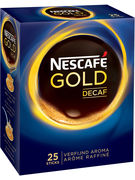 NESCAFE GOLD DECAF STICKS 2GR- 25P (OV 12)