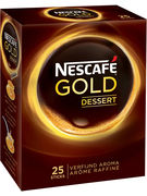NESCAFE GOLD DESSERT STICKS 2GR 25P   (OV 12)