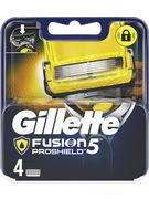 GILLETTE FUSION PROSHIELD 4 LAMES