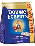 DOUWE EGBERTS DECAFE 40PADS 250GR (OV 10)