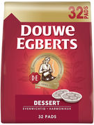 DOUWE EGBERTS DESSERT 32PADS 222GR (OV 10)