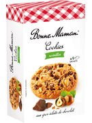 BM COOKIES CHOCOLAT & NOISETTE 225GR