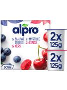 ALPRO YOGH.CERISE-MYRT.4X125G
