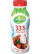 CAMP.CR.FRAICHE ENT.33%  250ML