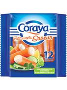 CORAYA 12BATONNETS SURIMI 180G