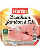 HERTA JAMBON A L OS 4TR.150G